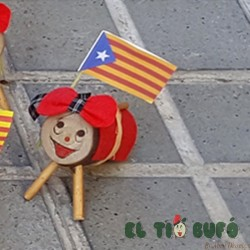 Tió y Tiona Independentistes